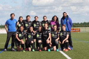 DECOJARDIN Equipe Féminine De L étoile Du CENS Page Actualité