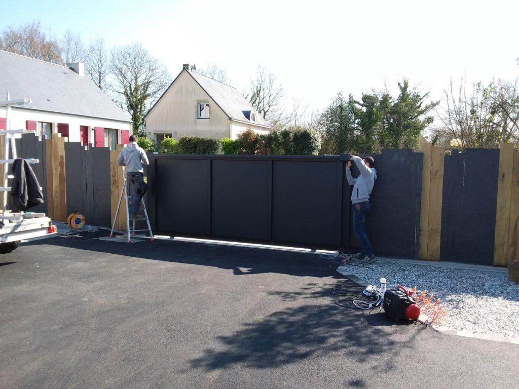 DécoJardin Installation De Vos Portails Par Les Techniciens De DécoJardin 848